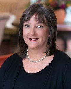 Pam Pate is Executive Director on Our Team